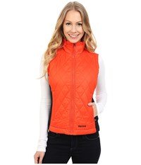 Marmot Kitzbuhel Vest Coral Sunset Women's Vest Orange