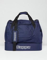 Kappa Sports Holdall Navy