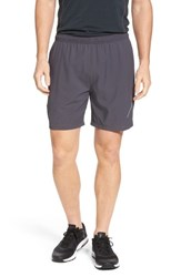 Tasc Performance Propulsion Athletic Shorts Gunmetal