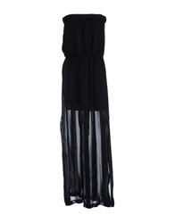 Tua Nua Dresses Long Dresses Women Black