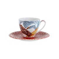 Missoni Home Champignon Teacup And Saucer Set Of 2