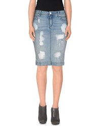 Roy Rogers Roy Roger's Denim Denim Skirts Women