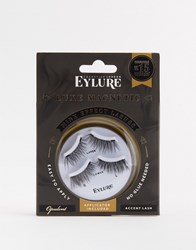 Eylure Magnetic Lashes Opulent Accent Black