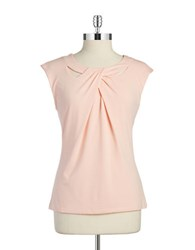 Dex Knotted Tank Coral