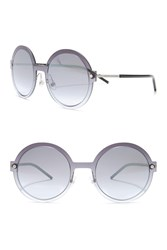 Marc Jacobs 54Mm Round Sunglasses 0Fse Go