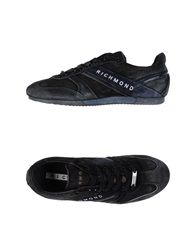 Richmond Low Tops And Trainers Black