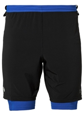 Gore Running Wear Xrun Ultra Shorts Brilliant Blue Black Dark Blue
