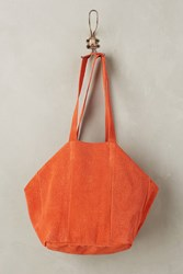 Anthropologie Frida Tote Coral