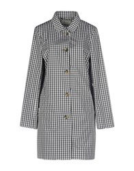 Cappellini By Peserico Overcoats Lead