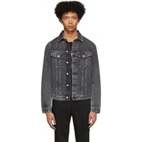 Nudie Jeans Grey Denim Billy Jacket