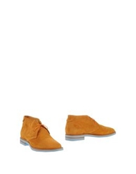 Alexander Hotto Ankle Boots Blue