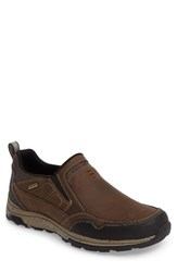 Dunham Men's Trukka Waterproof Slip On