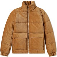 A Kind Of Guise Dunai Puffer Jacket Brown