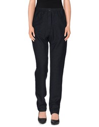 Local Apparel Trousers Casual Trousers Women Slate Blue