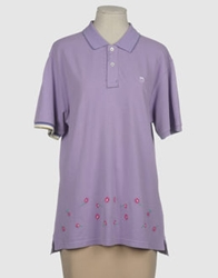 Kejo Polo Shirts Lilac