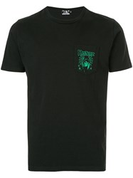 Hysteric Glamour Graphic Print T Shirt Black