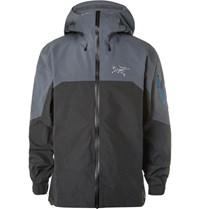 Arc'teryx Rush Gore Tex Pro Ski Jacket Gray