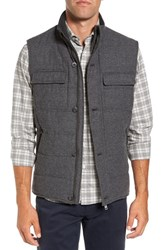 Rodd And Gunn Men's 'Domain' Thinsulate Quilted Tweed Vest