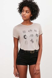 Truly Madly Deeply Dog Breeds Tee Grey