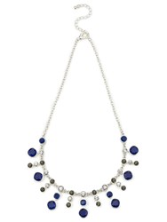 Jacques Vert Crystal Drop Necklace