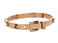 Michael Kors Astor Buckle Bangle Rose Gold Bracelet