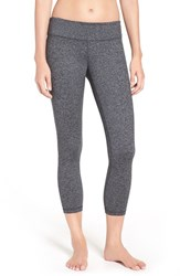 Zella Women's 'Live In' Midi Leggings Black Terra