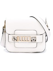 Proenza Schouler Mini 'Ps11' Shoulder Bag White