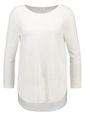 Jdymattie Long Sleeved Top Cloud Dancer Off White