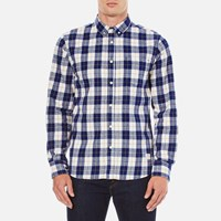 Penfield Men's Pearson Check Shirt Navy