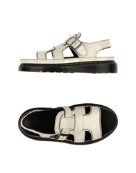 Dr. Martens Footwear Sandals Women White