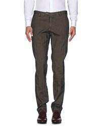 Germano Casual Pants Military Green