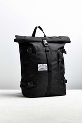 Poler Classic Roll Top Backpack Black