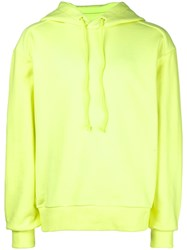 Juun.J Adeel Uz Zafar Hoodie Yellow And Orange