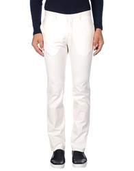 Brian Dales Casual Pants White