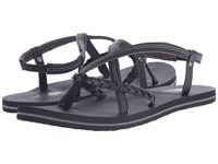 The North Face Base Camp Plus Gladi Tnf Black Dark Gull Grey Women's Sandals Gray