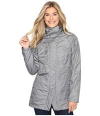 The North Face Rissy Pitaya Parka Tnf Medium Grey Heather Women's Coat Gray