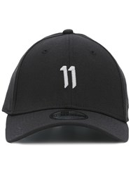 11 By Boris Bidjan Saberi '11' Cap Black