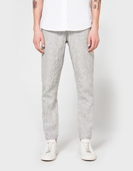 Wings Horns Washed Linen Bdu Pant Ash Grey
