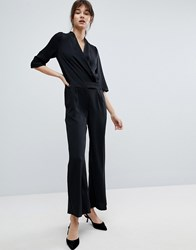 D.Ra Kiev Luxe Jumpsuit Ink Black