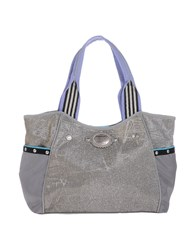 George Gina And Lucy Handbags Silver