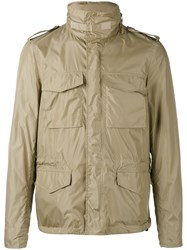 Aspesi Wind Breaker Jacket Nude And Neutrals