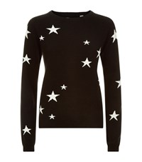Chinti And Parker Star Jumper Female Black