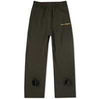 Gosha Rubchinskiy Oversized Double Cuff Sweat Pant Neutrals