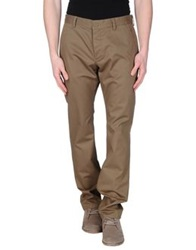 French Connection Casual Pants Military Green