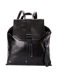 Dolce Vita Juliet Leather Backpack Black