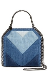 Stella Mccartney Small Falabella Denim Tote