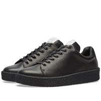 Eytys Ace Leather Sneaker Black