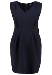 Closet Curves Cocktail Dress Party Dress Navy Dark Blue