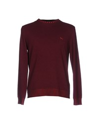Harmont And Blaine Sweaters Maroon