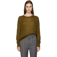 Etoile Isabel Marant Brown Cliftony Sweater